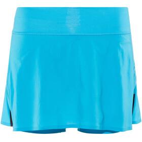 adidas TERREX Agravic - Short running Femme - bleu